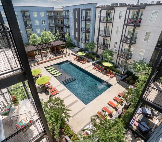 Artisan Twickenham Square Apartments in huntsville, AL
