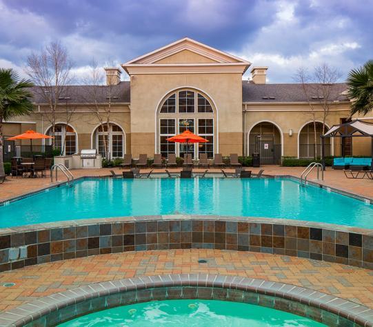 The Millennium Towne Center Apartments in Baton Rouge, LA
