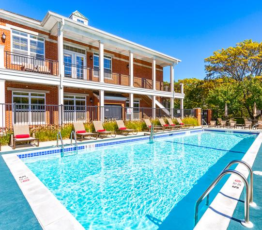 The Reserve at Riverdale apartments in Riverdale, NJ