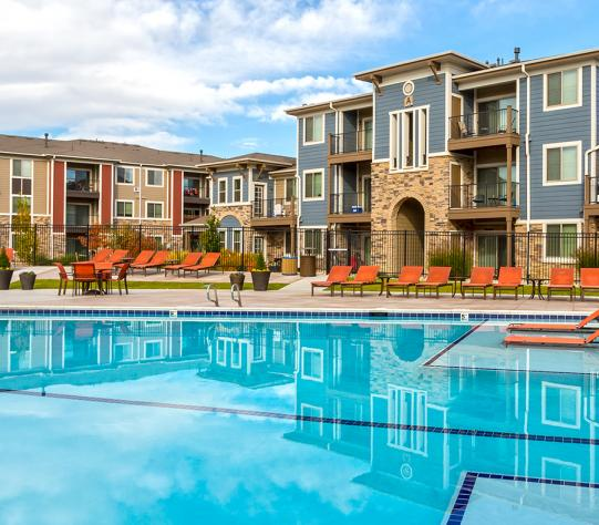 Solaire Apartments in Brighton, CO