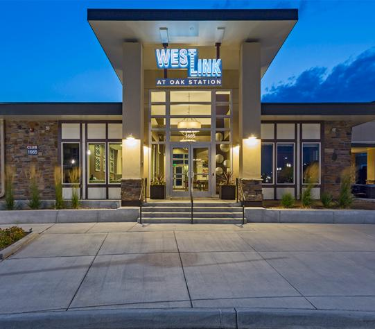 WestLink at Oak Station apartments in Lakewood, CO